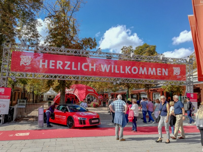 SWR3 New Pop 2018 JoyDellaVita Sightseeing Baden-Baden
