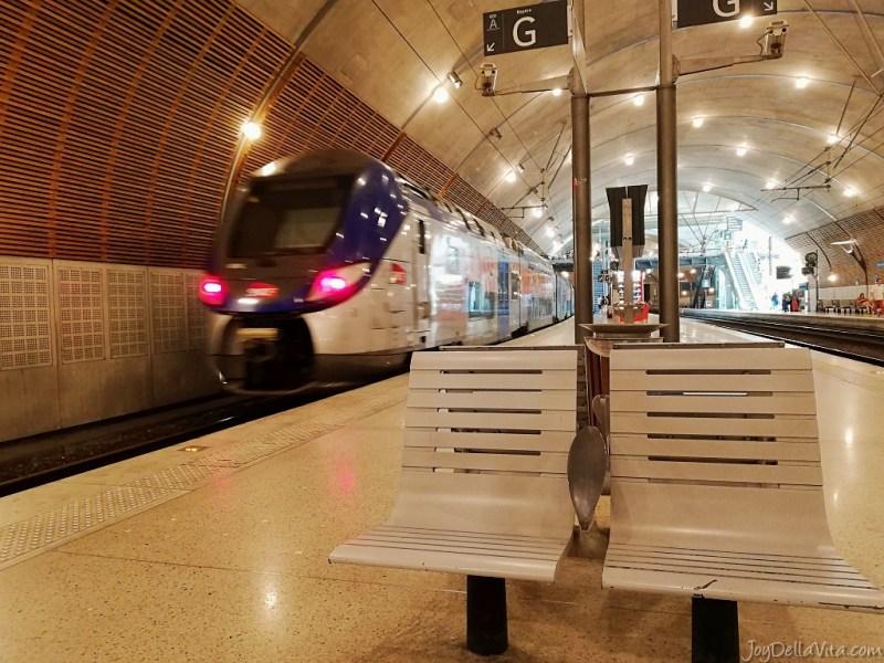 monaco train gare Monte Carlo TER
