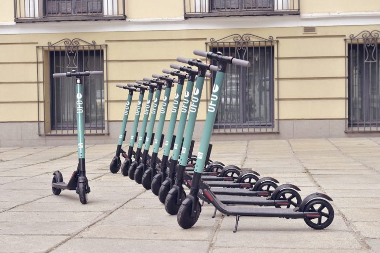 SEAT launches kick scooter sharing in Madrid