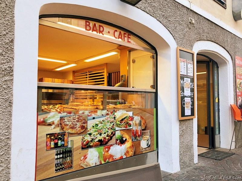 Pizzeria Dai Romani: Via Mercato Vecchio, 11, 39042 Bressanone BZ, Italy
