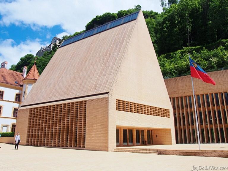 What is the language in Liechtenstein?