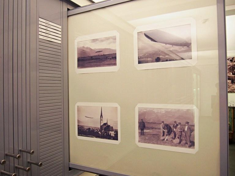 Visiting the Post Museum in Vaduz, Liechtenstein