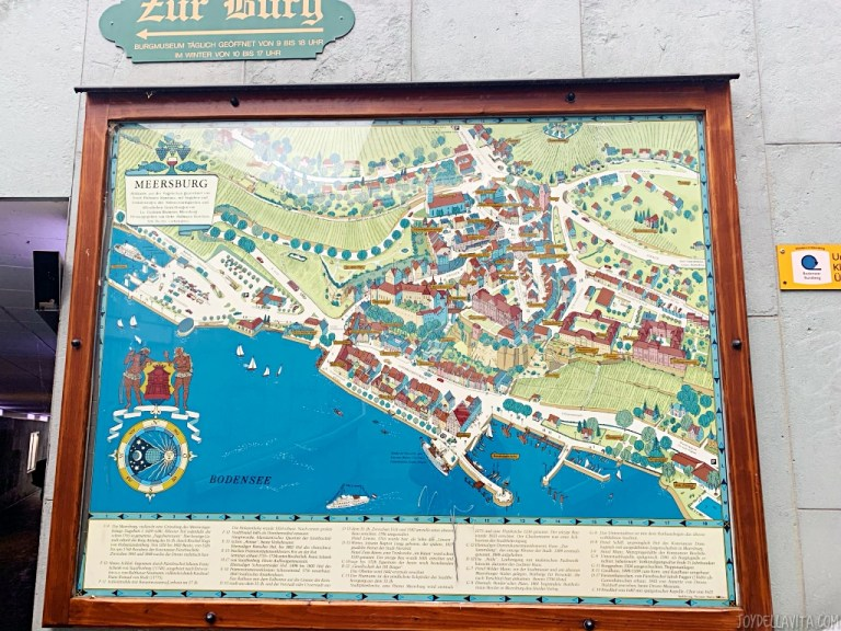 How to travel to Meersburg, the charming medieval town on the shores of Lake Constance in southern Germany