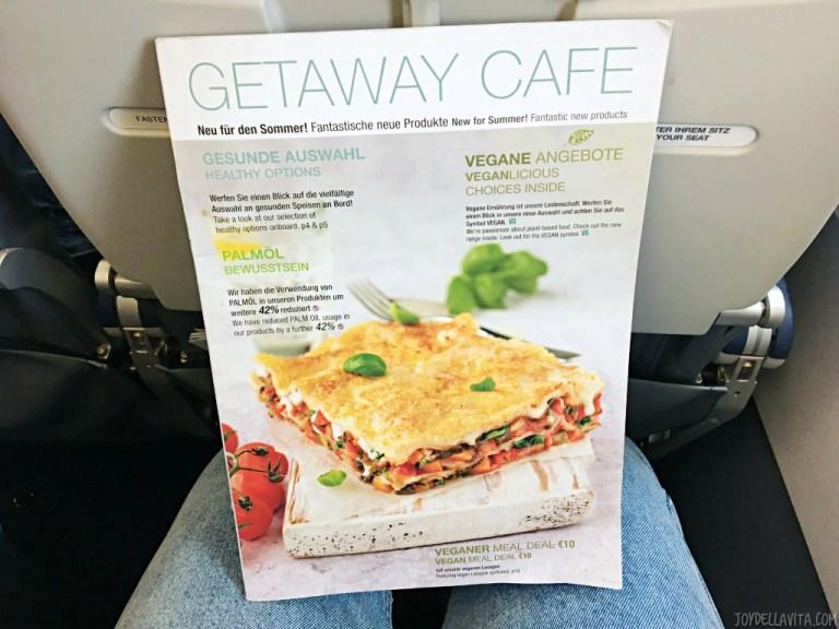 RyanAir On Board Prices 2019 – Food, Snacks & Drinks