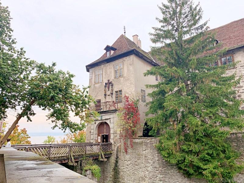 meersburg castle old castle medieval museum