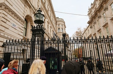 visit 10 downing street london