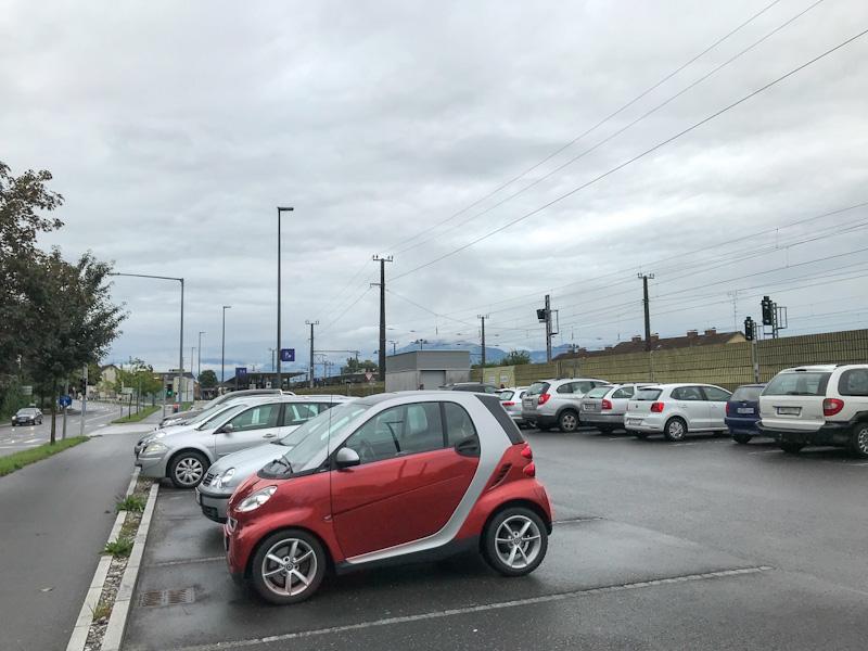 parking hohenems train station vorarlberg blog joydellavita