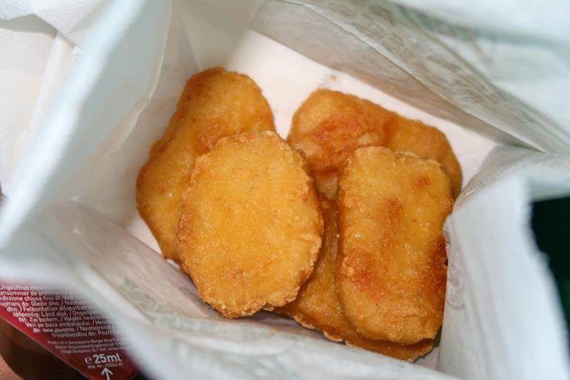 plant based nuggets burger king vegetarian butcher travel blog joydellavita