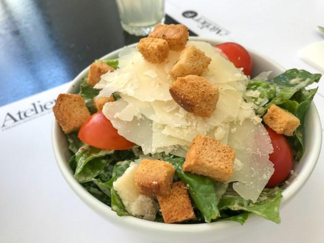 Atelier F - small Caesar salad