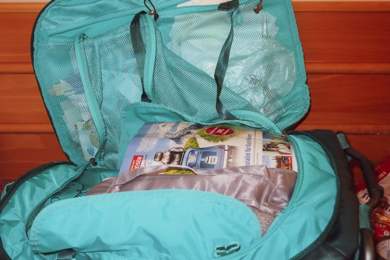 How to Create the Ultimate Travel Pack