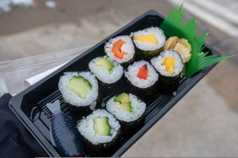 New: Sushi Station at Bodensee Center Friedrichshafen