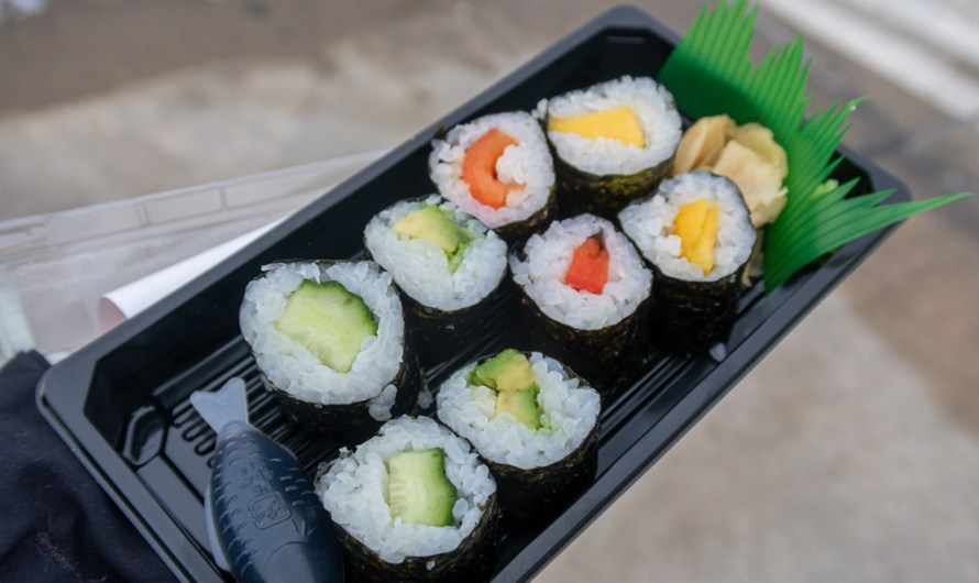 New: Sushi Station at Bodensee Center Friedrichshafen