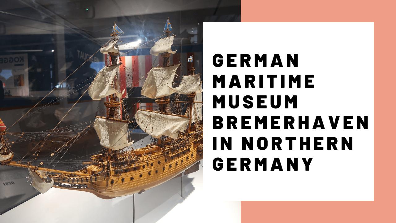 German Maritime Museum Bremerhaven Schifffahrtsmuseum JoyDellaVita Travelblog YouTube Video Header