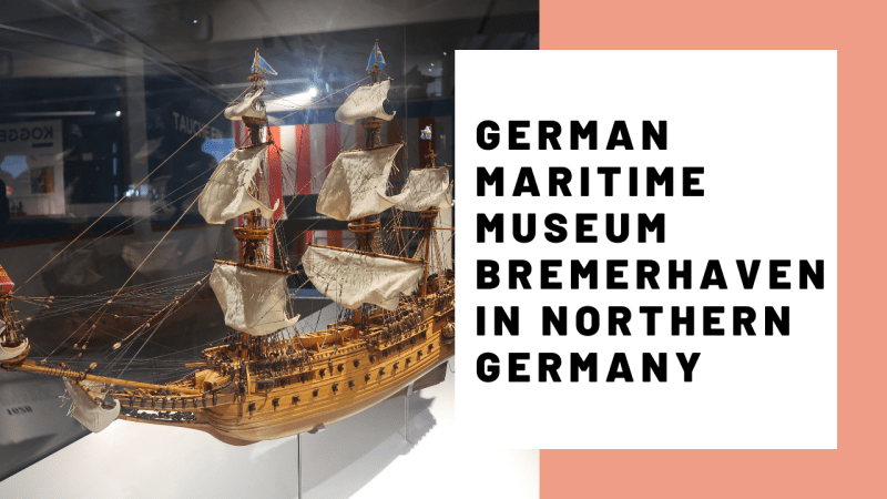 German Maritime Museum Bremerhaven Schifffahrtsmuseum JoyDellaVita Travelblog YouTube Video Header