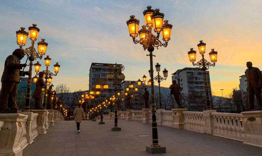 Travel Dictionary Macedonian – English (for travel to North Macedonia)