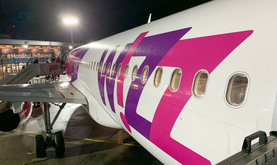 What to know before your first flight with Wizz Air