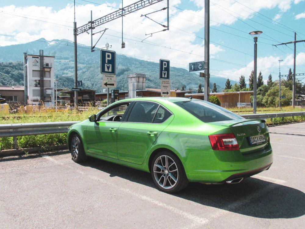 Heididorf parking Car travel Blog joydellavita