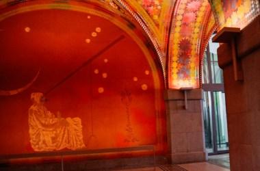 Giacometti Hall Augusto Giacometti Zurich