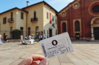 Tickets leonardo da vinci museum the last supper milan travelblog joydellavita