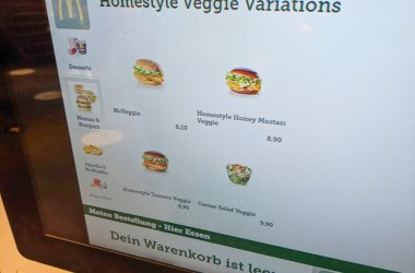 Homestyle Tomato Veggie Burger mcdonalds switzerland blog joydellavita