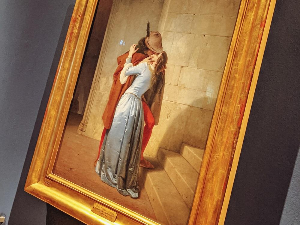 Art Gallery Pinacoteca di Brera Milan Travel Blog JoyDellaVita