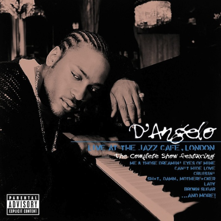 D'Angelo's 'Live At The Jazz Cafe' To Be Rereleased w/ 5 Bonus Tracks