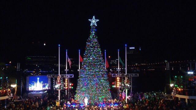 joy dennis christmas on the river jacksonville landing 2014 15 - Christmas On The River