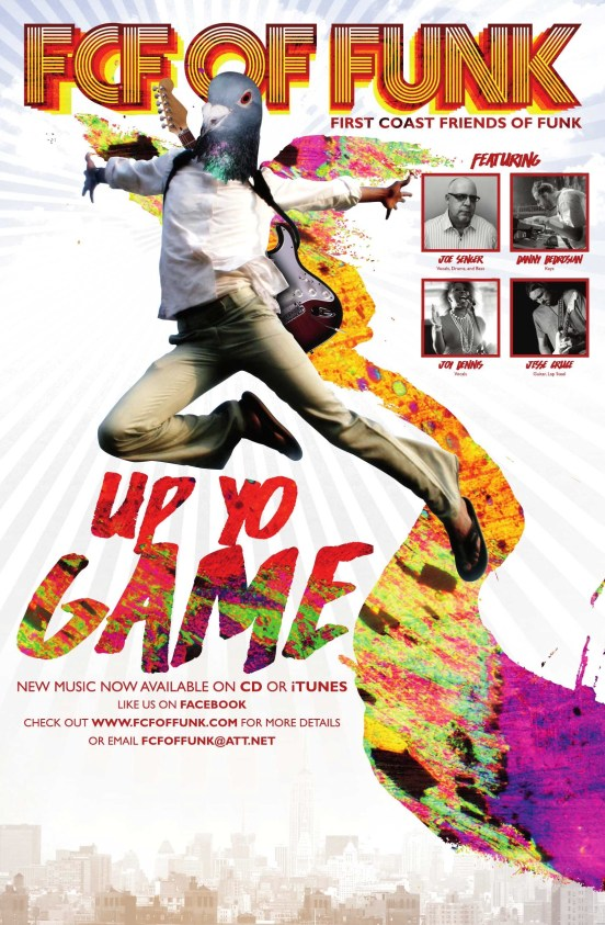 "First Coast Friends of Funk releases new album, ""Up Yo Game"""