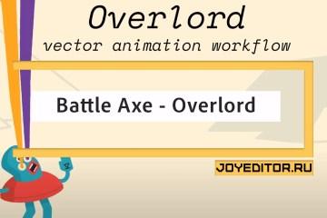 Battle Axe - Overlord