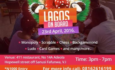Lagos On Board April-iModelAfrica
