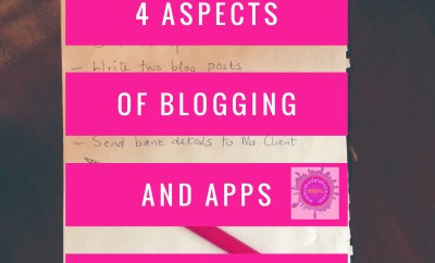 4 apps I use(d) as a (startup) blogger- imodelafrica