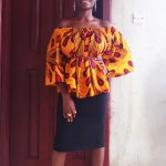 ELECTRIFYING OFF SHOULDER-iModelAfrica