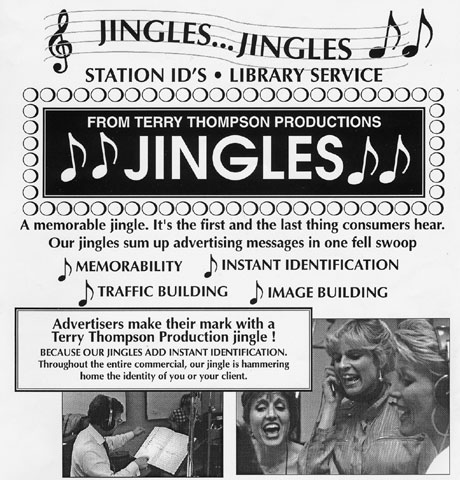 why are jingles so