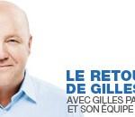 En entrevue dans le retour de Gilles Parent…continuer de rêver!