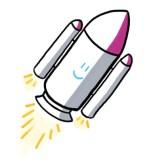 Illustration d'une fusée