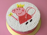 Peppa Pig Cakes Singapore | You favorite character on cake