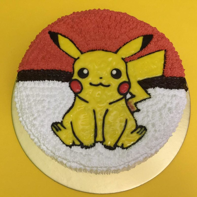 Pokeball Cakes Singapore Www Joyeuxbakery Com