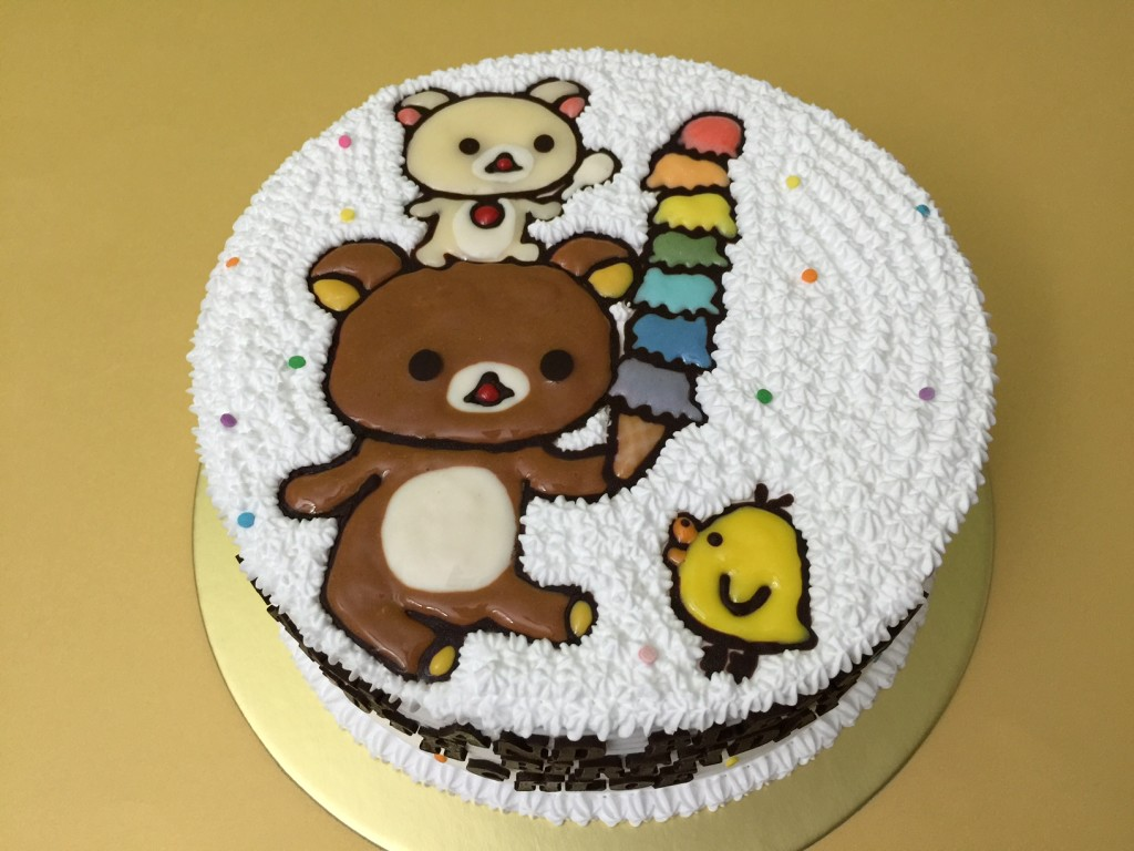Rilakkuma Cakes Singapore A Favourite Character For Many
