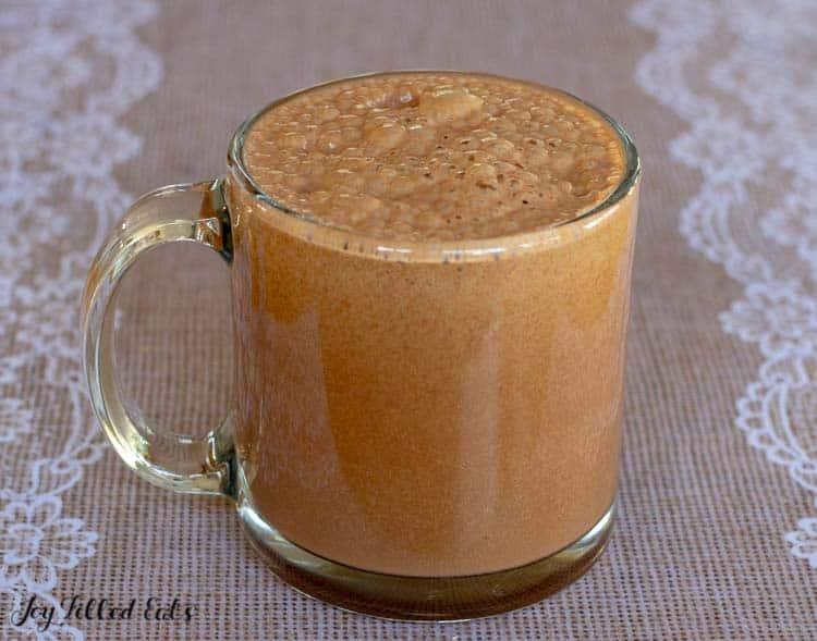 the healthy hot chocolate recipe mug