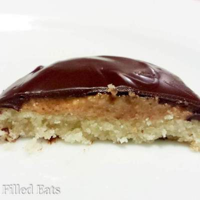 Tagalong Girl Scout Cookie Copycat THM S