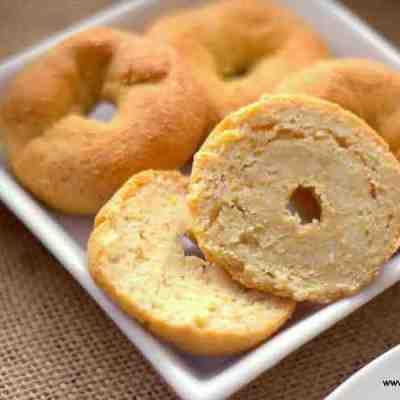 Mini Bagels – Gluten & Grain Free