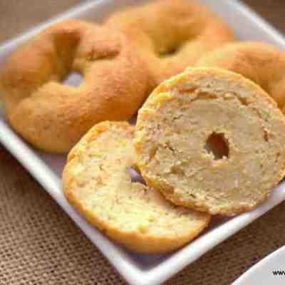 Mini Bagels – Gluten & Grain Free