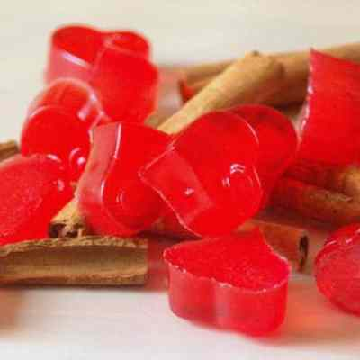 Red Hot Cinnamon Gummies