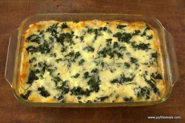 White Lazy Lasagna