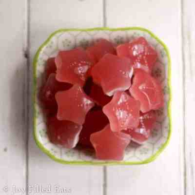 Three Ingredient Gummies – Low Carb & THM FP