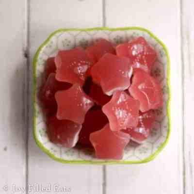 Three Ingredient Gummies – Low Carb & THM FP