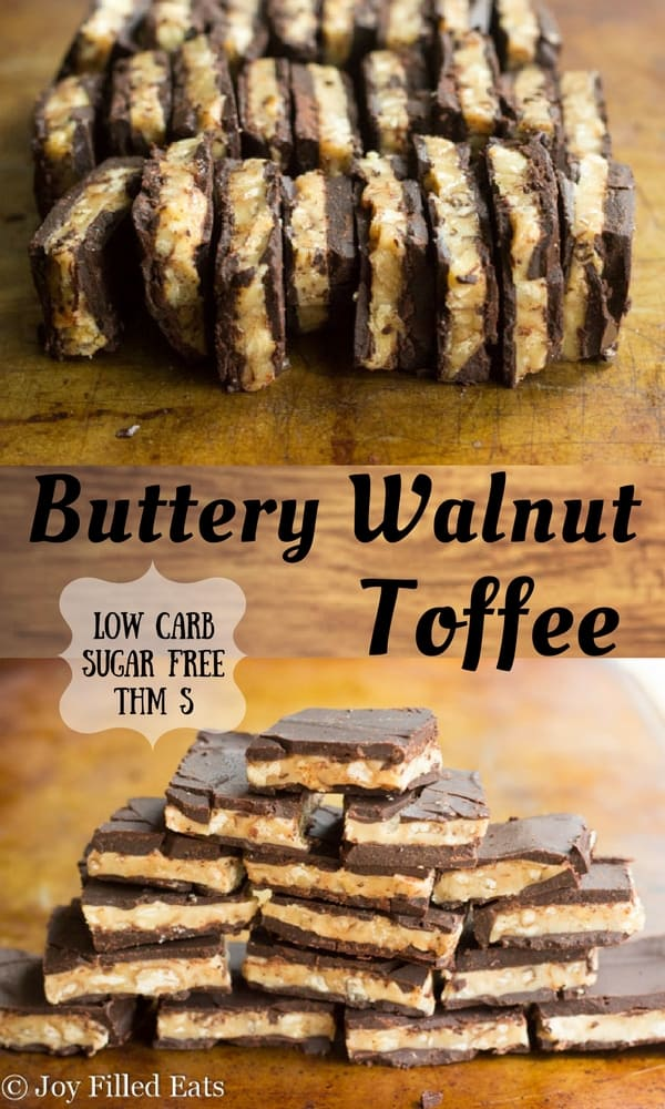 Buttery Walnut Toffee Pin
