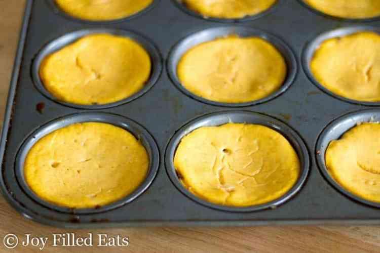 Pecan Crusted Pumpkin Breakfast Cheesecake - Low Carb, Sugar & Grain Free, THM S