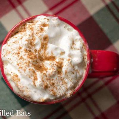 Cinnamon Vanilla Latte – Low Carb, Sugar Free, THM S