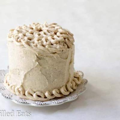 Mini Snickerdoodle Layer Cake